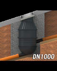 Energieumwandlungsschacht DN1000