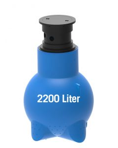 Sickertank / Sickerschacht 2200 Liter