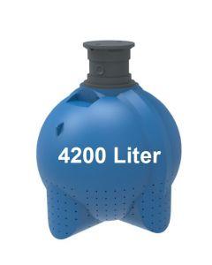 Sickertank / Sickerschacht 4200 Liter