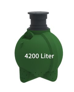 Sickertank 6200 Liter