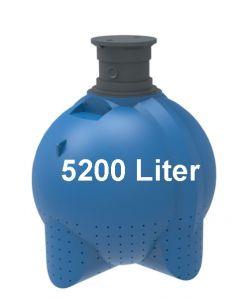 Sickertank / Sickerschacht 5200 Liter
