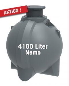 Regenwassertank Nemo 4100 L