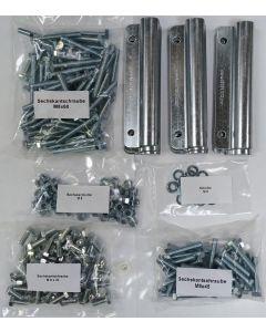 Schraubenpaket für GEObox