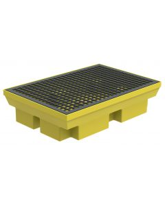 Sicherheits- und Auffangwannen mit Gitterrost IB-SAG 155 - 220 Liter