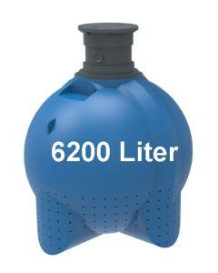 Sickertank / Sickerschacht 6200 Liter