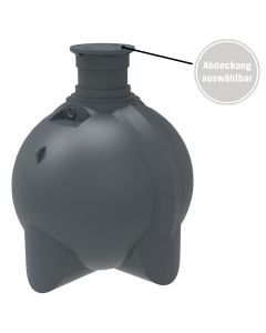 Paket für Abwassertank 4000 Liter