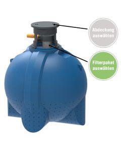 Paket für Versickerung 6200 Liter
