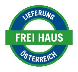Frei Haus Lieferung in Österreich